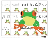 Ribbit Phrasing and Tone Continuous Flash Card Game