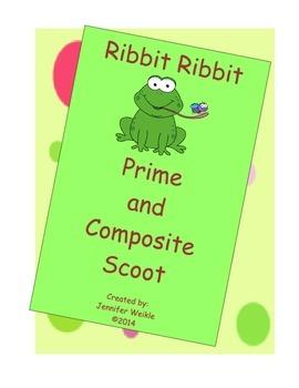 Ribbit, RIbbit Prime and Composite Scoot