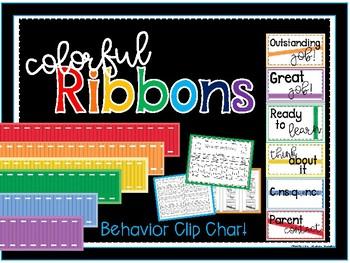 Ribbon Behavior Clip Chart