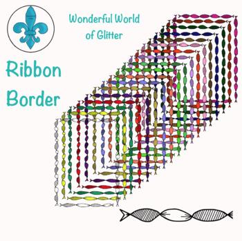 Ribbon Border