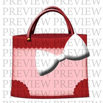 Ribbon Bow Purse