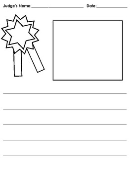 Ribbon paper for Opinion writing unit