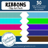 Clipart for Commercial Use | Ribbon Dividers