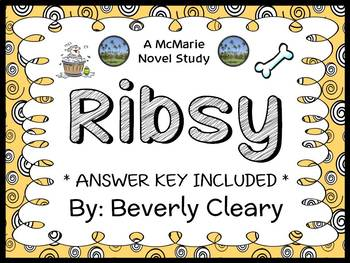 Ribsy (Beverly Cleary) Novel Study / Reading Comprehension
