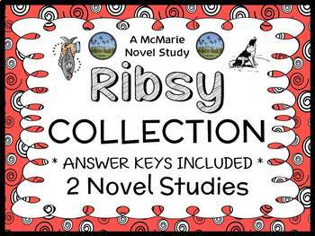Ribsy COLLECTION (Beverly Cleary) 2 Novel Studies / Reading Comprehension
