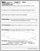 Ribsy Comprehension Packet