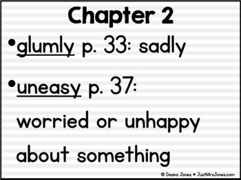 Ribsy Vocabulary Presentation