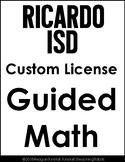 Ricardo ISD Custom Order
