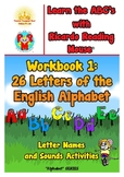 Ricardo's Alphabet Series: Workbook 1 - Letter Names and S