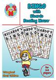 Ricardo's BINGO Game - great for pre-reading same/differen