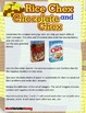Rice Chex and Chocolate Chex {Integer Activity}