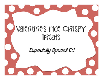 Rice Crispy Treat Differentiated Recipes