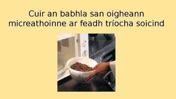 Rice Krispie Buns (Treoracha)