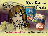 Rice Krispie Treats - Animated Step-by-Step Recipe - PCS