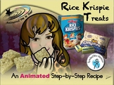 Rice Krispie Treats - Animated Step-by-Step Recipe - SymbolStix