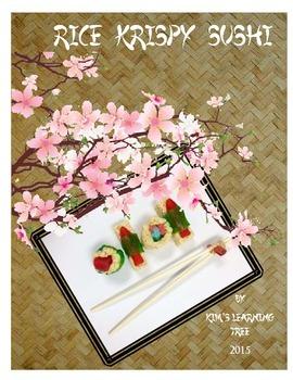 Rice Krispy Treat Sushi Recipe