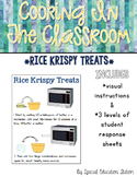Rice Krispy Treats {Cooking In The Classroom}