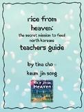 Rice from Heaven Teacher's Guide for Grades k-2