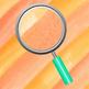 Rich Apricots - Pink & Orange Handpainted Watercolor Digital Paper / Backgrounds