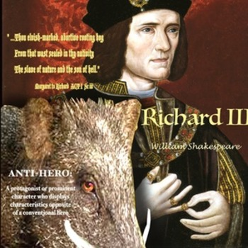 Richard III: Anti-Hero