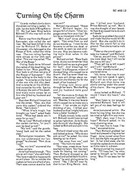 Richard III eBook 10 Chapter Reader