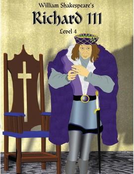 Richard III, Easy Reading Shakespeare 10 Chapter PDF eBook