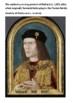 Richard III Handout