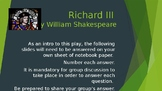 Richard III Intro Group Activity