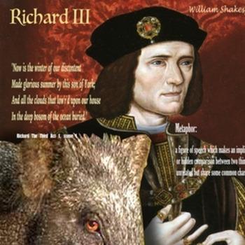 Richard III: Metaphor