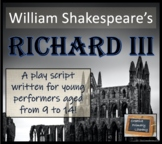 Richard III - Play Script