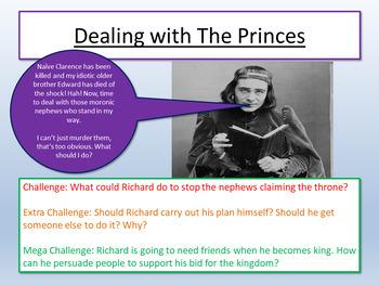 Richard III - Shakespeare Lesson 4