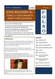 Richard III found in car park - Folio Current Affairs