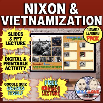 Richard M. Nixon and Vietnamization Bundle