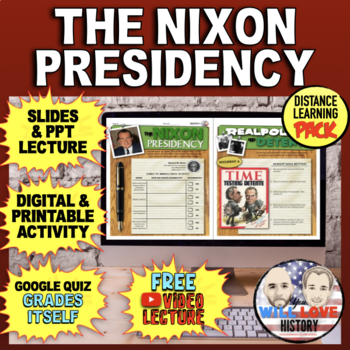 "Richard M. Nixon's ""New Federalism"" Bundle"