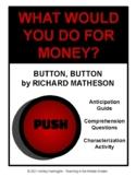 Richard Matheson Button Button - Science Fiction Story