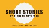 Richard Matheson Short Stories Worksheets