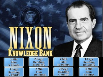 Richard Nixon Digital Knowledge Bank