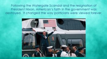 Richard Nixon PowerPoint