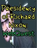 Richard Nixon and Watergate Webquest