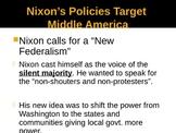 Richard Nixon and the Watergate Scandal