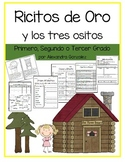 Ricitos de Oro Activity Packet