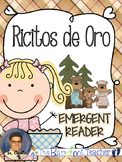 Ricitos de Oro - Goldilocks Emergent Reader
