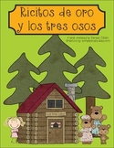 Ricitos de Oro y los tres osos/Goldilocks and The Three Bears