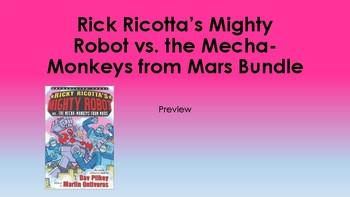 Rick Ricotta's Mighty Robot vs. the Mecha-Monkeys from Mars