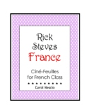 Rick Steves France Ciné * Feuilles For French Class