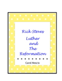 Rick Steves ~ Luther and The Reformation