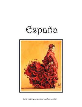 Rick Steves Spain Preguntas de * Cine For Spanish Class