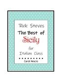 Rick Steves ~ The Best of Sicily For Italian * Class