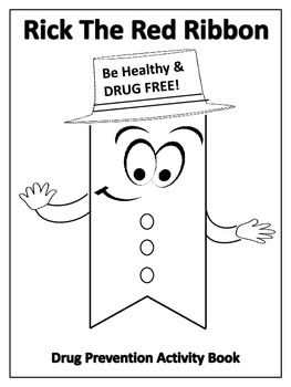 A FREE Resource To Help Promote A Drug Free Life During Red Ribbon ...