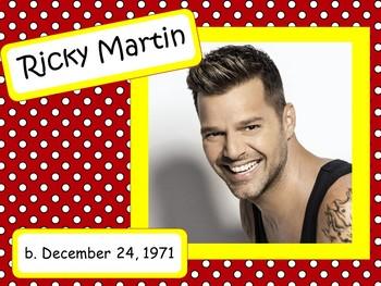 Ricky Martin: Musician in the Spotlight